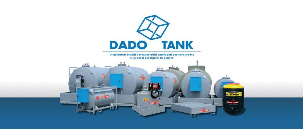 Dado Tank serbatoio cisterna