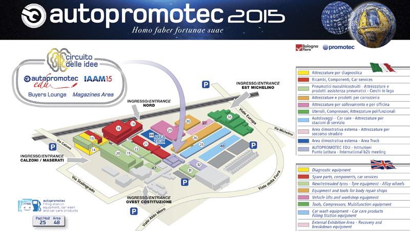 Autopromotec 2015