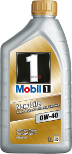 Mobil 1 New Life 0w 40