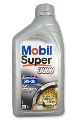 Mobil Super 3000 Formula P 5W30