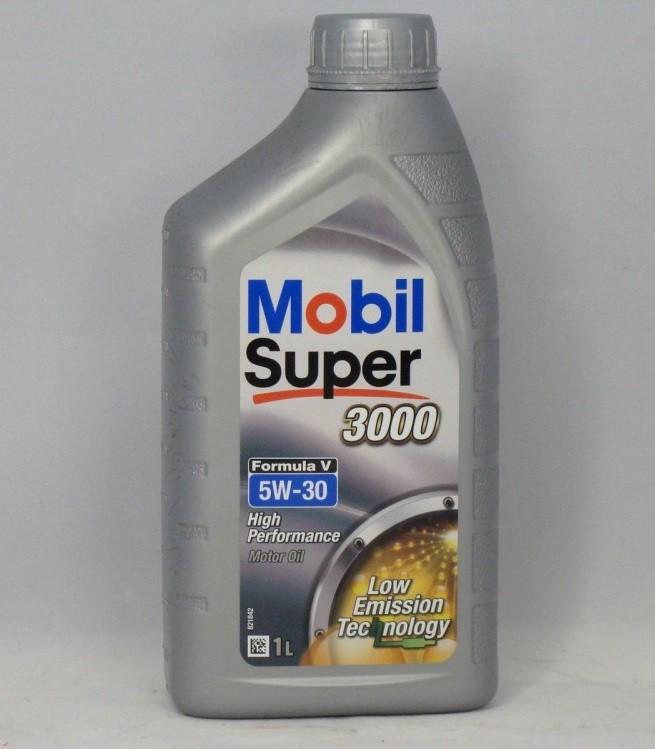 Mobil Super 3000 Formula V 5W30