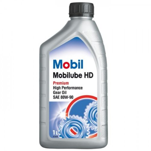 Olio cambio differenziale Mobilube HD 80W90, 85W140