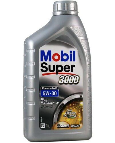 Mobil Super 3000 Formula R 5W30