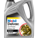Mobil Delvac Synthetic Gear Oil 75W90