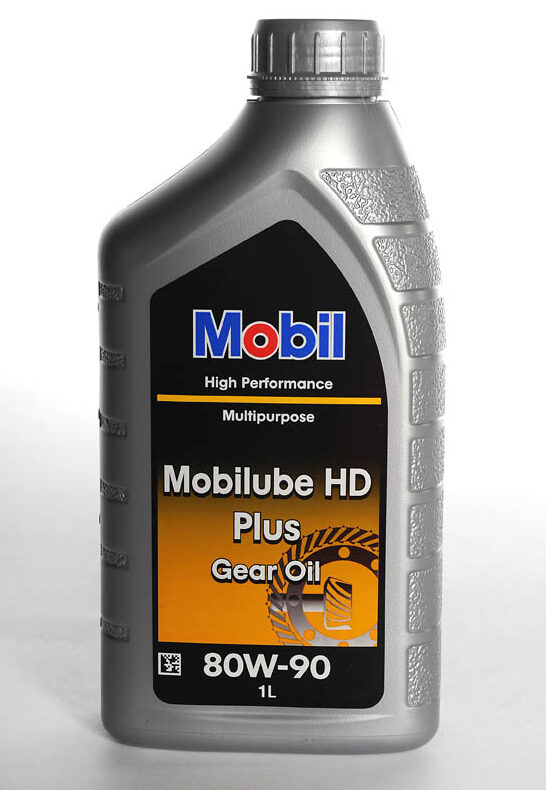 MOBILUBE HD A PLUS 80W90
