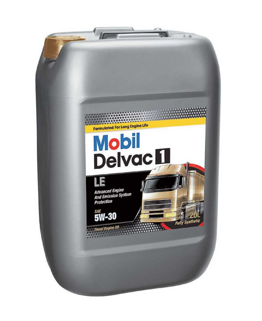 mobil-delvac-1-le-5w-30