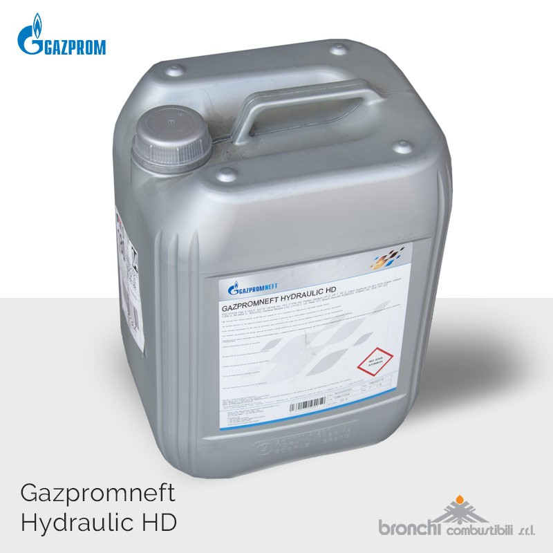 Gazpromneft Hydraulic HD