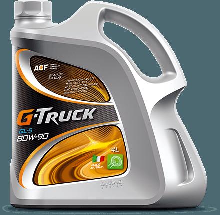 g-truck-gl5 80w90 85w140
