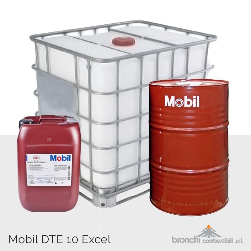 Mobil DTE 10 Excel
