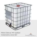 Mobil Delvac MX 15W40 cisternetta 1000 litri