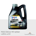 Mobil Delvac MX 15W40 lattina 4 litri