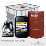 Mobil Delvac MX 15W40 olio lubrificante