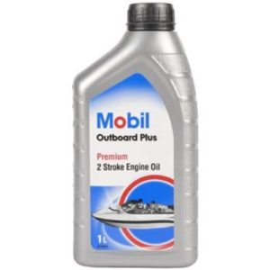 mobil outboard plus
