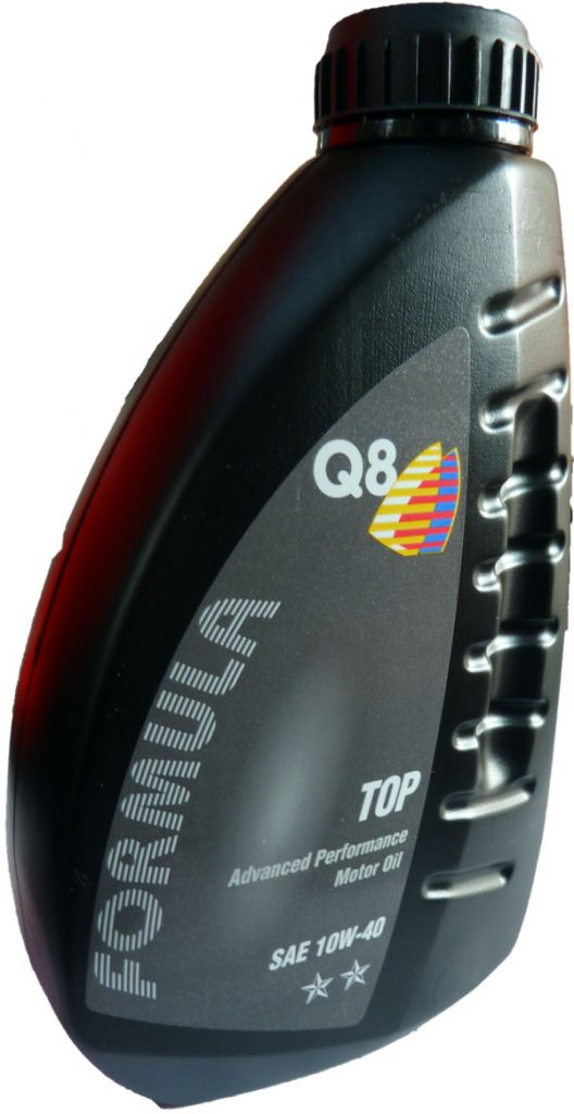 Q8 FORMULA TOP 10W-40