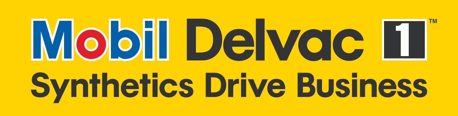 mobil delvac 1_logo