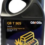 Q8 T905. Olio Motore Camion