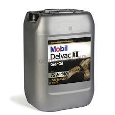 mobil delvac 1 gear oil 75w140