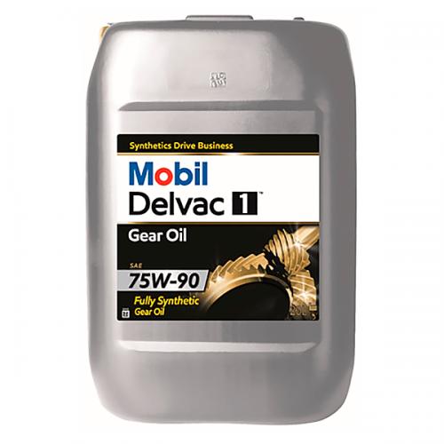 mobil delvac 1 gear oil 75w90