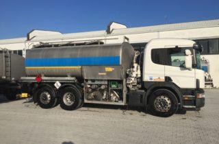 Scania p 124 - 420