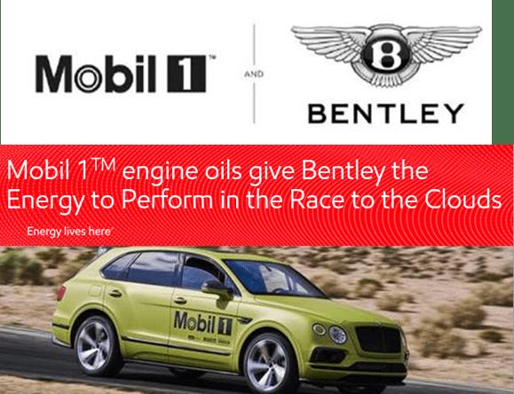Mobil & Bentley