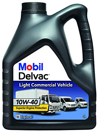 Mobil Delvac Light Commercial Vehicle E 10W40