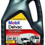 mobil delvac city logistic f 5w30