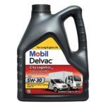 mobil delvac city logistics m 5w30