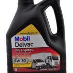 Mobil Delvac City Logistics P 5W30