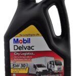 mobil delvac city logistics v 5w30