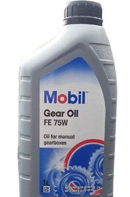 mobil gear oil fe 75w