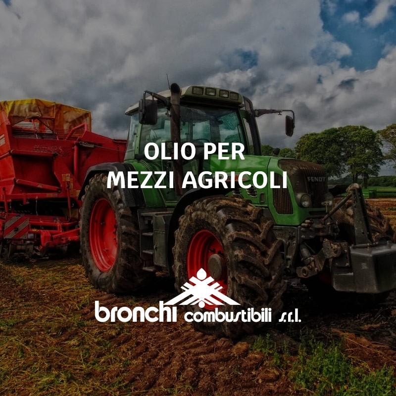 Olio per mezzi agricoli