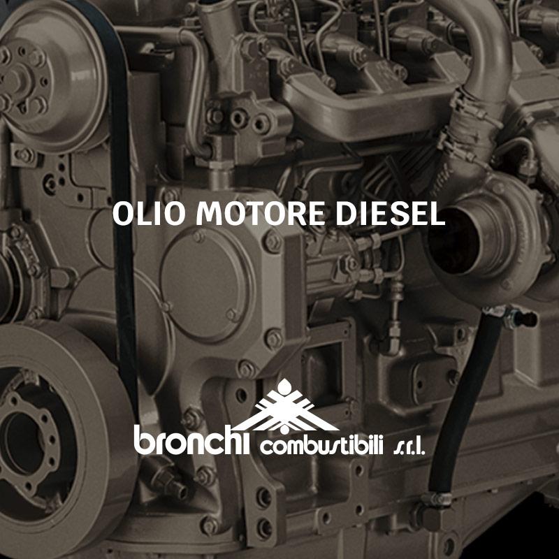 Olio motore diesel
