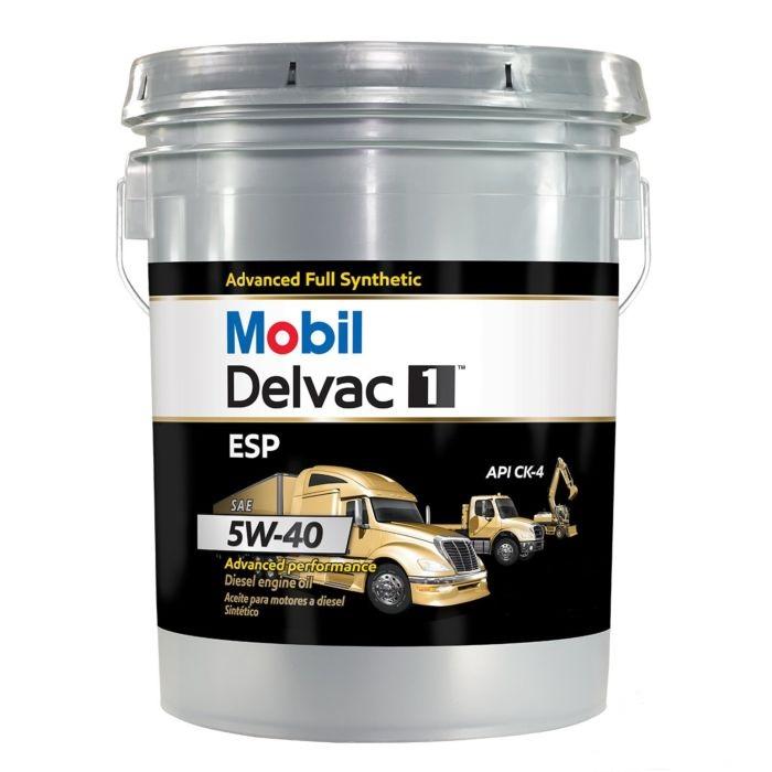 Mobil Delvac 1 esp 5w40