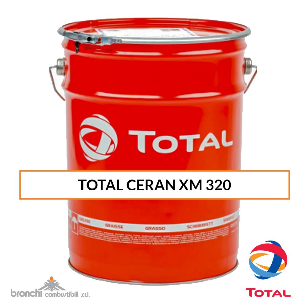 TOTAL CERAN XM 320