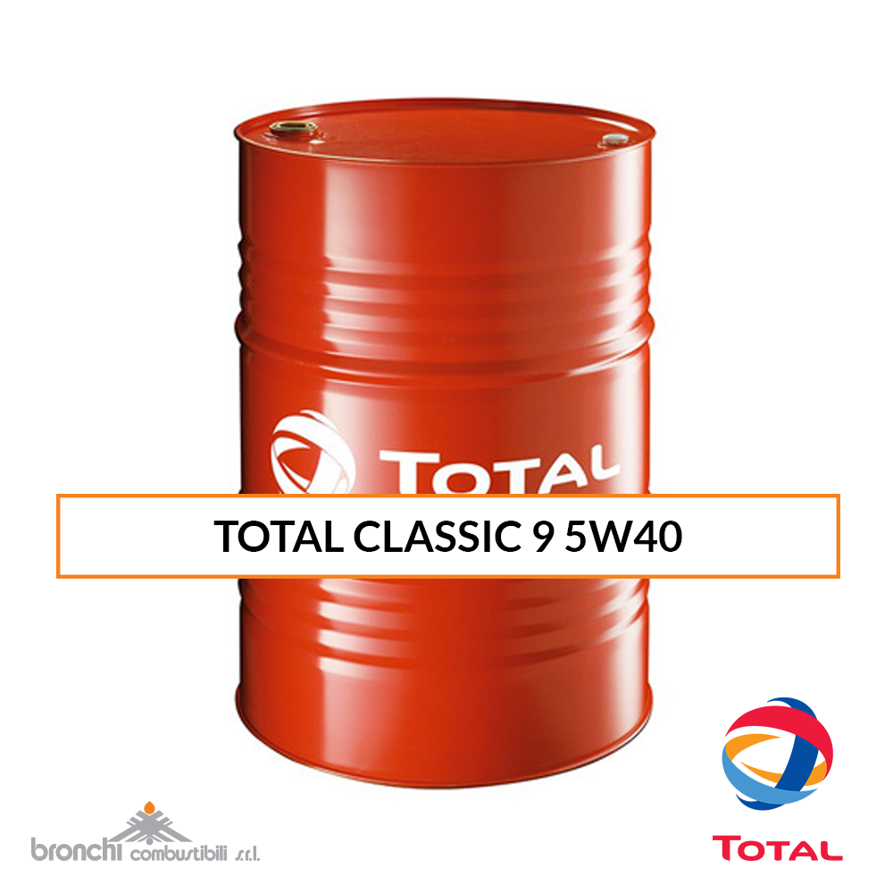 TOTAL CLASSIC 9 5W40