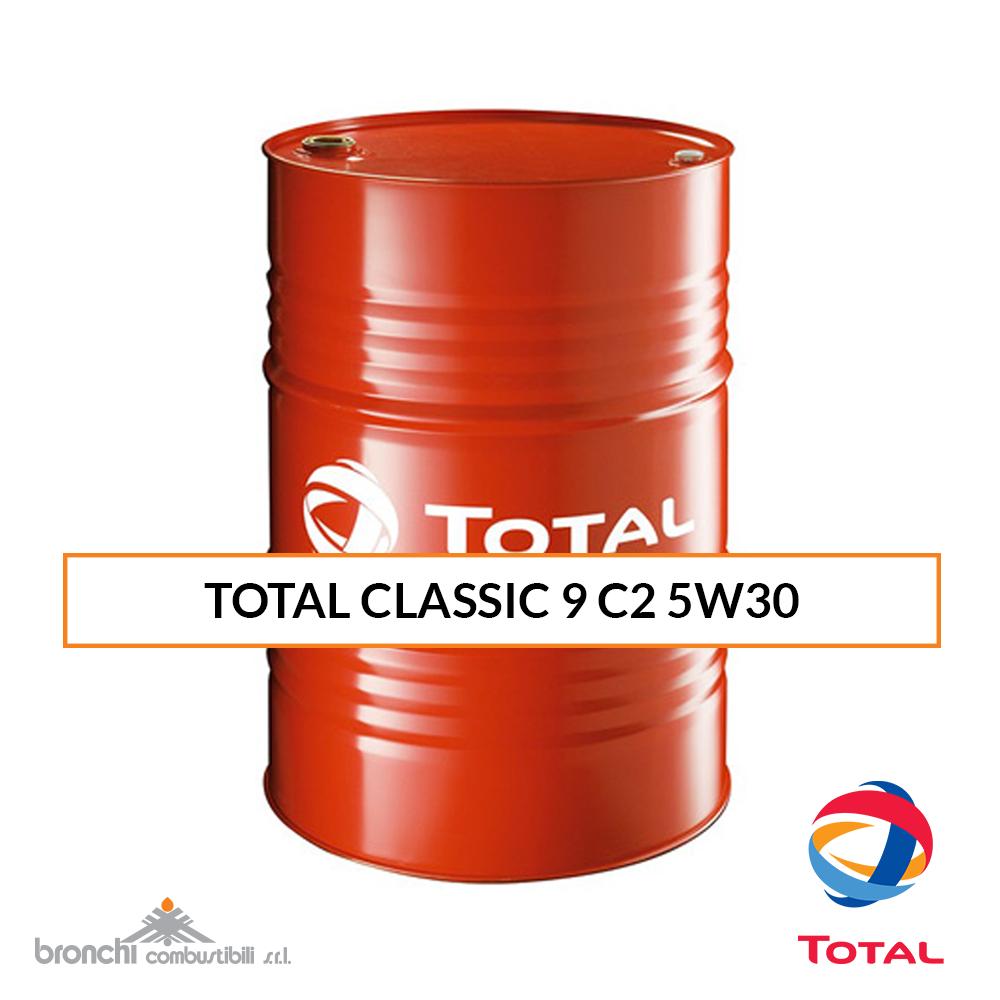 TOTAL CLASSIC 9 C2 5W30