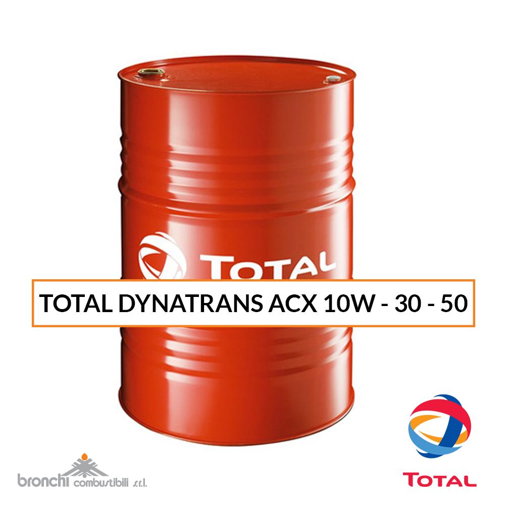 TOTAL DYNATRANS ACX 10W - 30 - 50