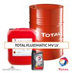 TOTAL FLUIDMATIC MV LV olio per trasmissioni di veicoli leggeri