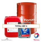 TOTAL HBF 4 Liquido Freni Sintetico