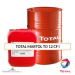 TOTAL MARTOL TD 12 CF I Olio Stampaggio Metalli.