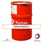 TOTAL MULTIS 2 Grasso multiuso semi-fluido