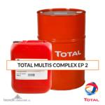 TOTAL MULTIS COMPLEX EP 2 Grasso Pressioni Estreme