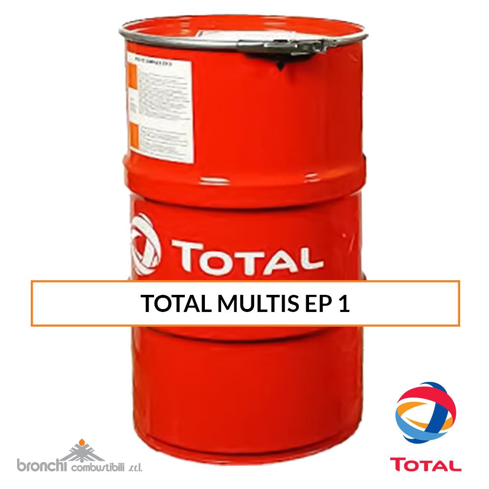 TOTAL MULTIS EP 1 Grasso Multiuso al litio/calcio