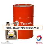 TOTAL QUARTZ INEO ECS 5W-30 Olio Auto