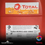 TOTAL RUBIA WORKS 4000 10W-40